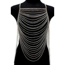 Ketten Shirt silber